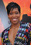 Regina King at the Columbia pictures L.A. Premiere of The Karate Kid held at The Mann Village Theatre in Westwood, California on June 07,2010                                                                               © 2010 Debbie VanStory / Hollywood Press Agency