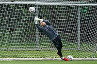 Torwart Svend Brodersen (Deutschland, Olympiamannschaft) - Frankfurt 13.07.2021: Trainingslager der Deutschen  Olympia-Nationalmannschaft für Tokio 2021