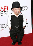 Verne Troyer at The AFI FEST 2009 Centerpiece Screening Gala -The Imaginarium Of Dr. Parnassus held at The Grauman's Chinese Theatre in Hollywood, California on November 02,2009                                                                   Copyright 2009 DVS / RockinExposures