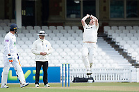 Rikki Clarke, Surrey CCC in action during Surrey CCC vs Hampshire CCC, LV Insurance County Championship Group 2 Cricket at the Kia Oval on 1st May 2021