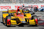 2017 Verizon IndyCar Series<br /> Toyota Grand Prix of Long Beach<br /> Streets of Long Beach, CA USA<br /> Sunday 9 April 2017<br /> Ryan Hunter-Reay<br /> World Copyright: Perry Nelson/LAT Images