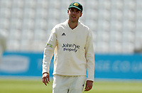 Stuart Broad of Nottinghamshire on fielding duty during Nottinghamshire CCC vs Essex CCC, LV Insurance County Championship Group 1 Cricket at Trent Bridge on 6th May 2021