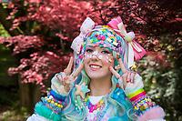 Sakura Con 2016, Seattle, Washington, USA.