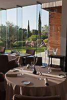 Europe/France/2A/Corse du Sud/Porto-Vecchio: Salle à manger du restaurant: Casadelmar
