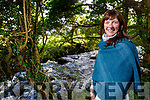 Canadian herbalist, Beverley Gray at her home in Castlegregory on Friday.