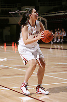 STANFORD, CA - OCTOBER 9:  Sarah Boothe of the Stanford Cardinal during picture day on October 9, 2008 at Maples Pavilion in Stanford, California.