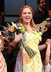 Katharine McPhee - Broadway Debut 'Waitress' Curtain Call