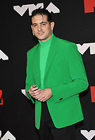 NEW YORK, NY- SEPTEMBER 12: G-Eazy at the 2021 MTV Video Music Awards at Barclays Center on September 12, 2021 in Brooklyn,  New York City. <br /> CAP/MPI/JP<br /> ©JP/MPI/Capital Pictures