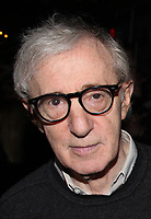 Woody Allen<br /> attending the Opening Night after party for 'Relatively Speaking' at the Bryant Park Grill in New York City.  October 20, 2011. Credit: Walter McBride/MediaPunch