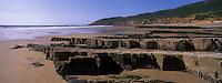 Europe/France/Normandie/Basse-Normandie/50/Manche/Presqu'île de la Hague/ Env de Jobourg: La  Baie d'Ecalgrain  - Rochers