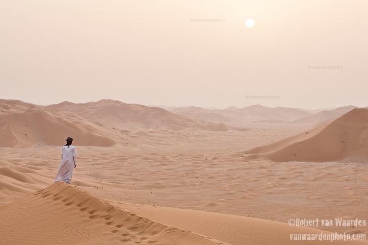 The Empty Quarter, Ar Rub Al Khali. Oman - National Geographic Traveler