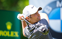 during Practice Day at BMW PGA Championship Wentworth Golf at Wentworth Drive, Virginia Water, England on 22 May 2018. Photo by Andy Rowland.