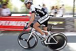 Conrtra reloj invididual master cri 37 David Garcia Club Ciclista Boadilla. (ALTERPHOTOS/Alvaro Hernandez)