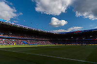 PARIS,  - JUNE 16: Parc Des Princes during a game between Chile and USWNT at Parc des Princes on June 16, 2019 in Paris, France.
