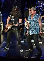 FORT LAUDERDALE FL - SEPTEMBER 24: Phil X and Kurt Deimer performs at The Broward Center for the Performing Arts on September 24, 2021 in Fort Lauderdale, Florida. Credit: mpi04/MediaPunch