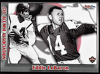 Eddie LaBaron-JOGO Alumni cards-photo: Scott Grant