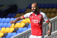 Kyle Vassell of Fleetwood Town during AFC Wimbledon vs Fleetwood Town, Sky Bet EFL League 1 Football at Plough Lane on 5th April 2021