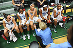 Tulane defeats UNC-Wilmington, 73-58, in women's basketball at Devlin Fieldhouse.
