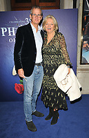 """Paul Pascoe and Alice Beer at the """"The Phantom Of The Opera"""" 35th anniversary gala performance, Her Majesty's Theatre, Haymarket, on Monday 11th October 2021, in London, England, UK. <br /> CAP/CAN<br /> ©CAN/Capital Pictures"""