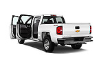 Car images of 2016 Chevrolet Silverado 1500 LS 4 Door Pickup Doors