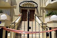 2021 05 12 A British Women Killed in Glyka Nera, near Athens, Greece