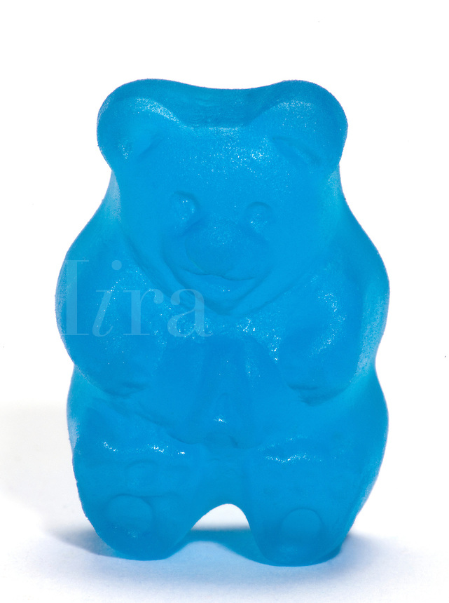 Blue Gummi Bear