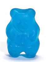Blue Gummi Bear