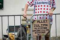 Allez Julian<br /> <br /> Stage 5 (ITT): Time Trial from Changé to Laval Espace Mayenne (27.2km)<br /> 108th Tour de France 2021 (2.UWT)<br /> <br /> ©kramon