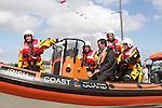 Coast Guard Rib handover