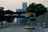 #4 Corvette Racing Corvette C8.R, GTLM: Nick Tandy, Tommy Milner, winner