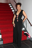 04-11-16 Tamara Tunie - Cicely Tyson - Skating with the Stars