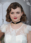 Joey King  at The Warner Bros. L.A. Premiere of The Conjuring held at The Cinerama Dome in Hollywood, California on July 15,2013                                                                   Copyright 2013 Hollywood Press Agency