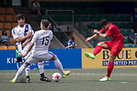 Leicester City (in red) vs HKFC Captain's Select (in white) during their Main Tournament match, part of the HKFC Citi Soccer Sevens 2017 on 27 May 2017 at the Hong Kong Football Club, Hong Kong, China. Photo by Chris Wong / Power Sport Images