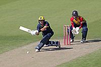 Marnus Labuschagne in batting action for Glamorgan during Glamorgan vs Essex Eagles, Vitality Blast T20 Cricket at the Sophia Gardens Cardiff on 13th June 2021