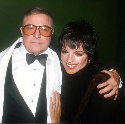 Gene Kelly Liza Minnelli 1978<br /> Photo By John Barrett/PHOTOlink/MediaPunch