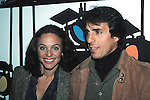 Valerie Harper with her husband Tony.Attending the N.A.T.P.E. Television Convention at the Hilton Hotel in New York City..March 1981.