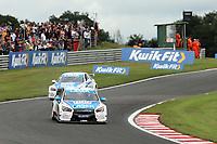 Round 4 of the 2021 British Touring Car Championship.