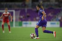 Orlando, FL - Tuesday August 08, 2017: Marta Vieira Da Silva during a regular season National Women's Soccer League (NWSL) match between the Orlando Pride and the Chicago Red Stars at Orlando City Stadium.