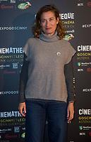 EMMANUELLE DEVOS - Vernissage de l' exposition Goscinny - La Cinematheque francaise 02 octobre 2017 - Paris - France