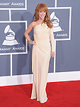 Kathy Griffin attends The 54th Annual GRAMMY Awards held at The Staples Center in Los Angeles, California on February 12,2012                                                                               © 2012 DVS / Hollywood Press Agency