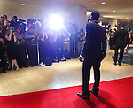 Marlon Wayans Rocks the Red Carpet wearing a Joseph Abboud tux at the White House Correspondents Dinner