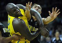 150818 FIBA Oceania Basketball - NZ Tall Blacks v Australia Boomers