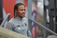 Bobby Reid of Fulham during the Premier League behind closed doors match between Crystal Palace and Fulham at Selhurst Park, London, England on 28 February 2021. Photo by Vince Mignott / PRiME Media Images.