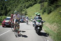 Rafal Majka (POL/Tinkoff)<br /> <br /> stage 16: Morain-en-Montagne to Bern (SUI) / 209km<br /> 103rd Tour de France 2016