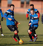 Russell Martin and Greg Docherty