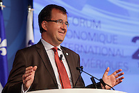 Mario Albert<br /> President and Chief Executive Officer, Investissement Québec<br /> attend the International Economic Forum of the Americas 20th Edition, from June 9-12, 2014 <br /> <br />  Photo : Agence Quebec Presse - Pierre RousselBertrand Badre, Managing Director and Chief Financial Officer, The World Bank Group  <br /> attend the International Economic Forum of the Americas 20th Edition, from June 9-12, 2014 <br /> <br />  Photo : Agence Quebec Presse - Pierre Roussel