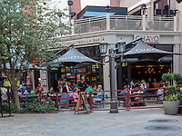 Las Vegas, Nevada.  Chayo Mexican Kitchen and Tequila Bar, The Linq Promenade.