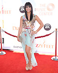 Lauren Gottlieb attends the Dizzy Feet Foundation's Celebration of Dance Gala held at The Dorothy Chandler Pavilion at The Music Center in Los Angeles, California on July 28,2012                                                                               © 2012 DVS / Hollywood Press Agency