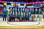 20191116 Nazareth Academy v Uhigh IHSA Class 3A Volleyball consolation match photos