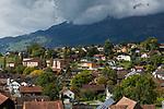 Eschen, Rheintal, Rhine-valley, Liechtenstein.